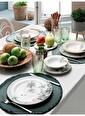 Pierre Cardin Yemek Takımı Renkli